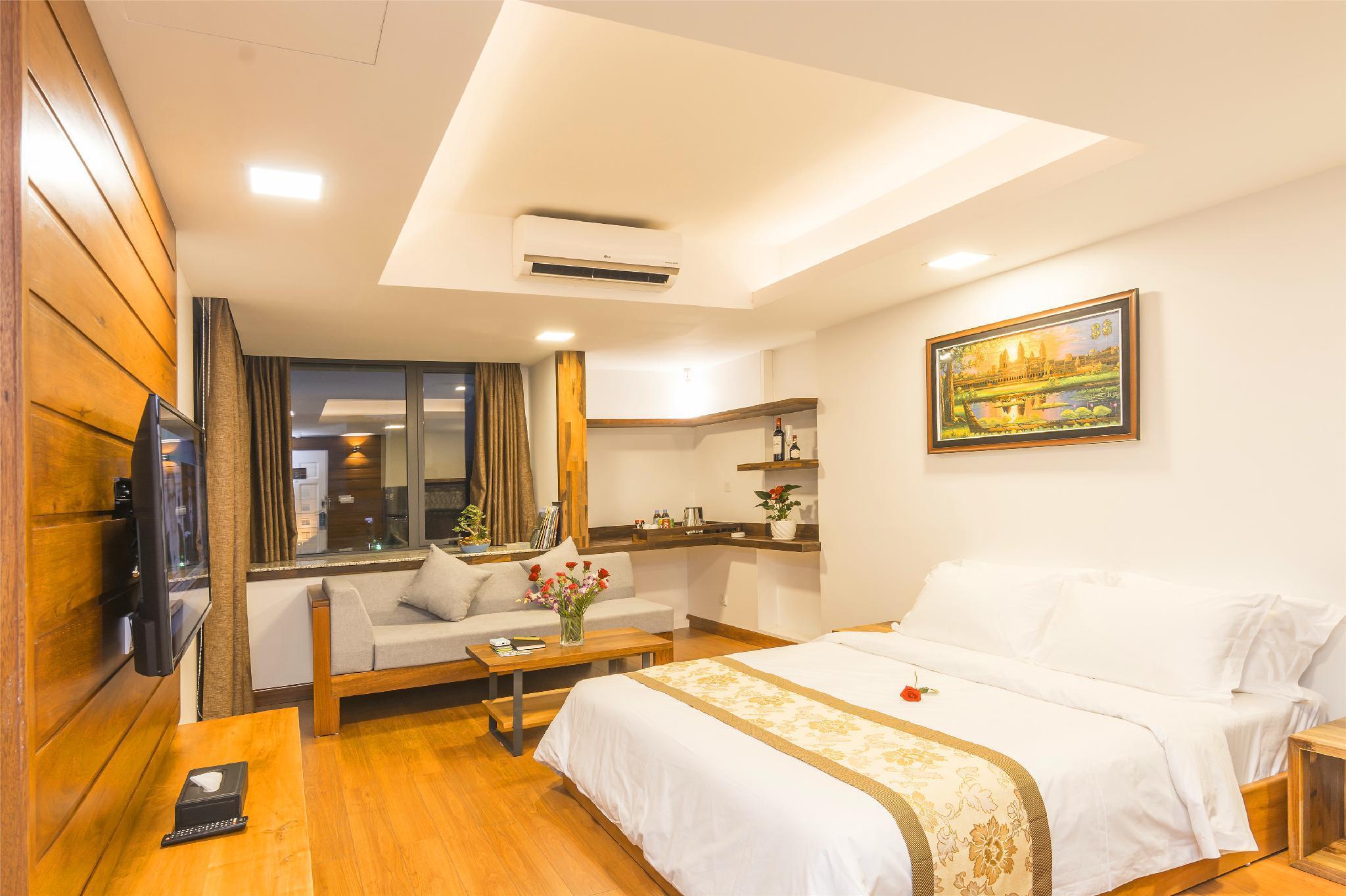 City Comfort Hotel Royal Palace Phnom Penh
