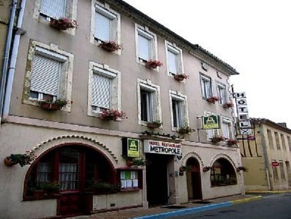 Logis Hotel Restaurant Metropole
