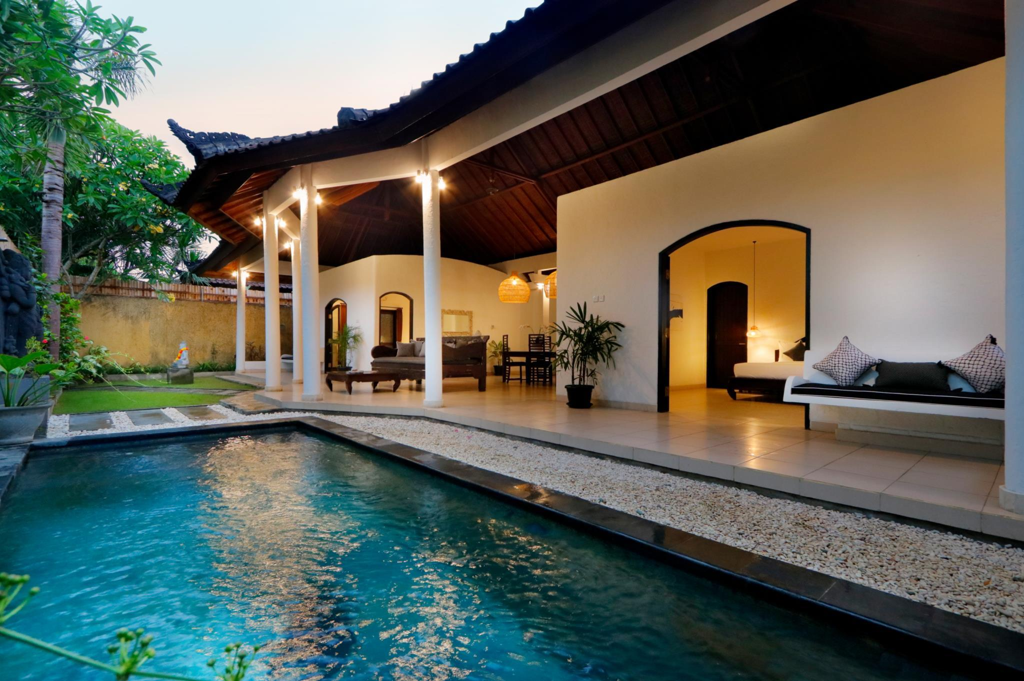 Singgah 9 Two Bedroom Villa With Private Pool