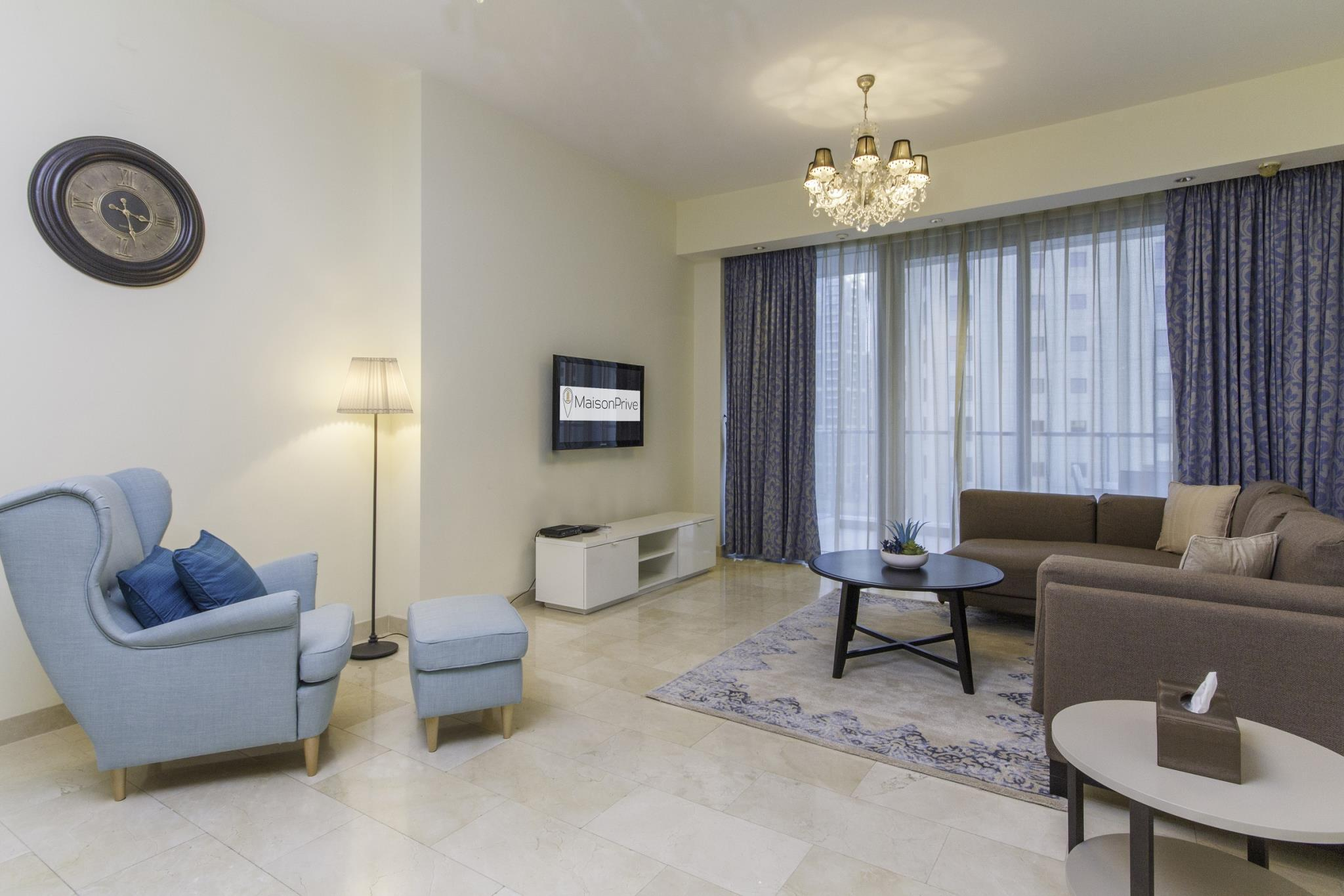 Maison Prive   2 Bedroom In Trident Grand