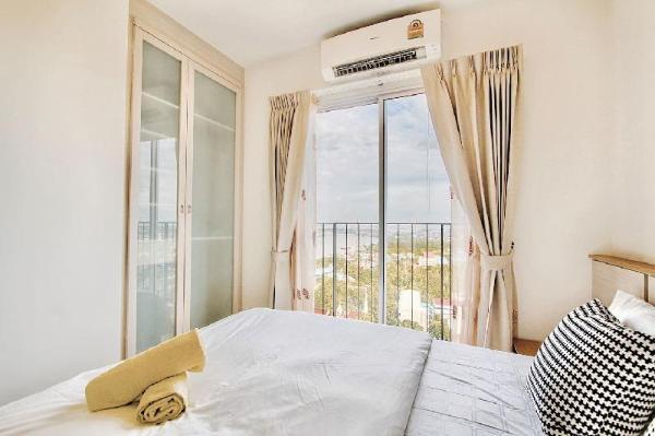 StunnedRiverviewSuite1Bedroom+50mbps+Iflix+Plaza Bangkok