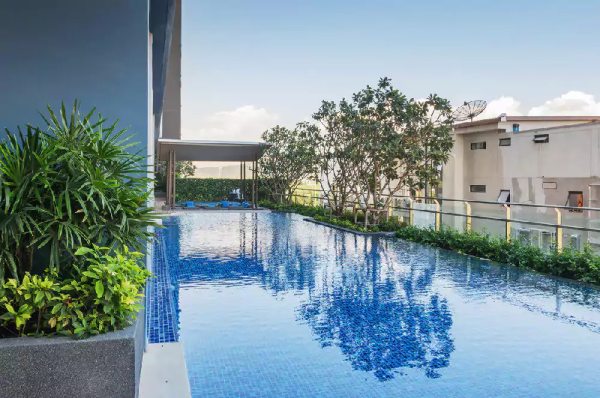23rd flr Condo with Amazing View True Arena KF514 Hua Hin