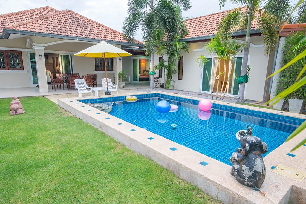 Sod Sai Pool Villa Huahin