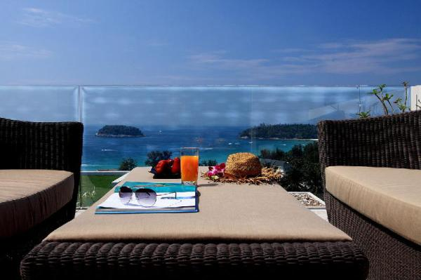Luxury seaview apartment The heights B15 Phuket