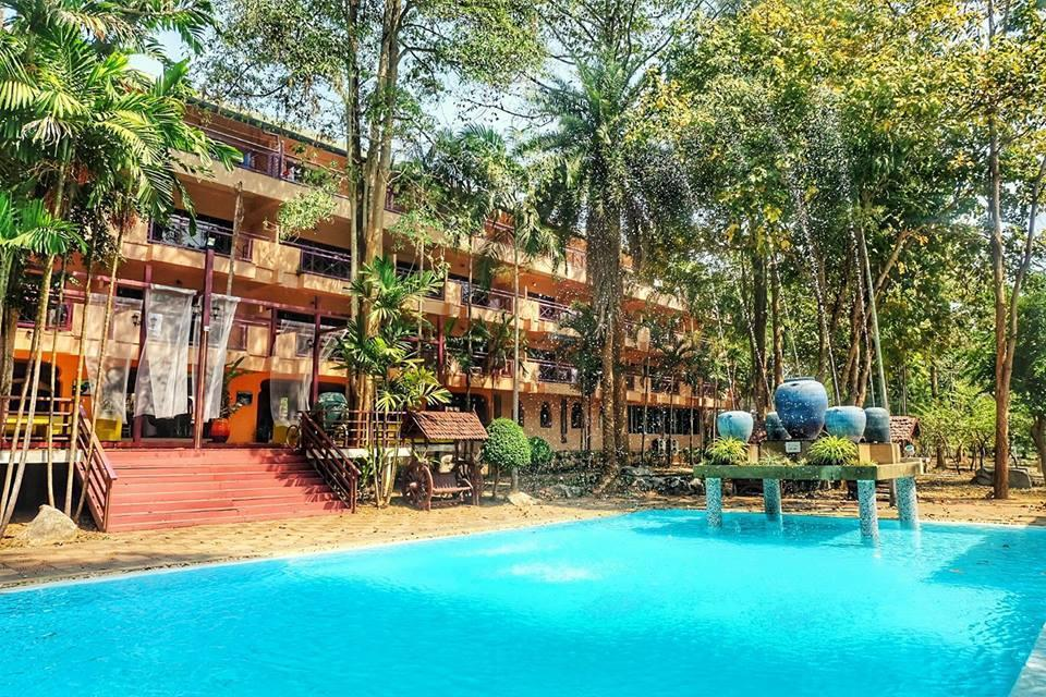 Baanrai Riverkwai Resort บ้านไร่ ริเวอร์แคว รีสอร์ต