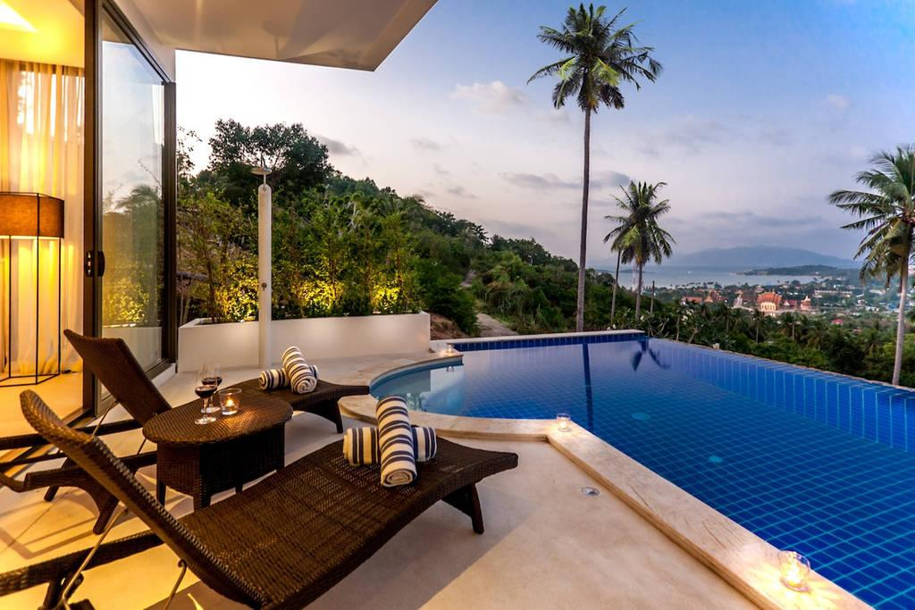 3 Bedroom Seaview Villa  The Ridge Pure 5