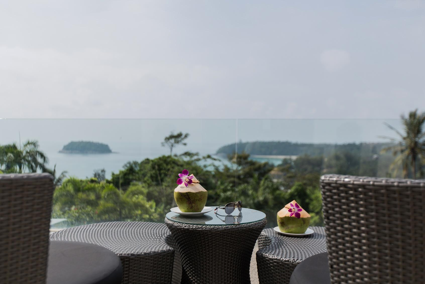 The Heights Luxury Seaview Apartment THC1