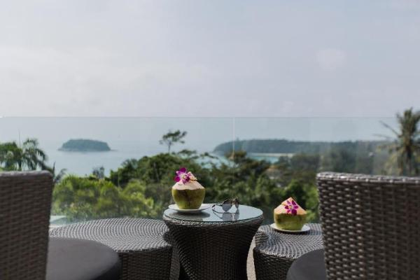 The heights luxury seaview apartment THC1 Phuket