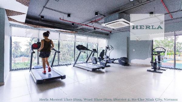 Herla Masteri Thao Dien Luxury Apartment Ho Chi Minh City