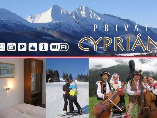 Guesthouse Cyprian