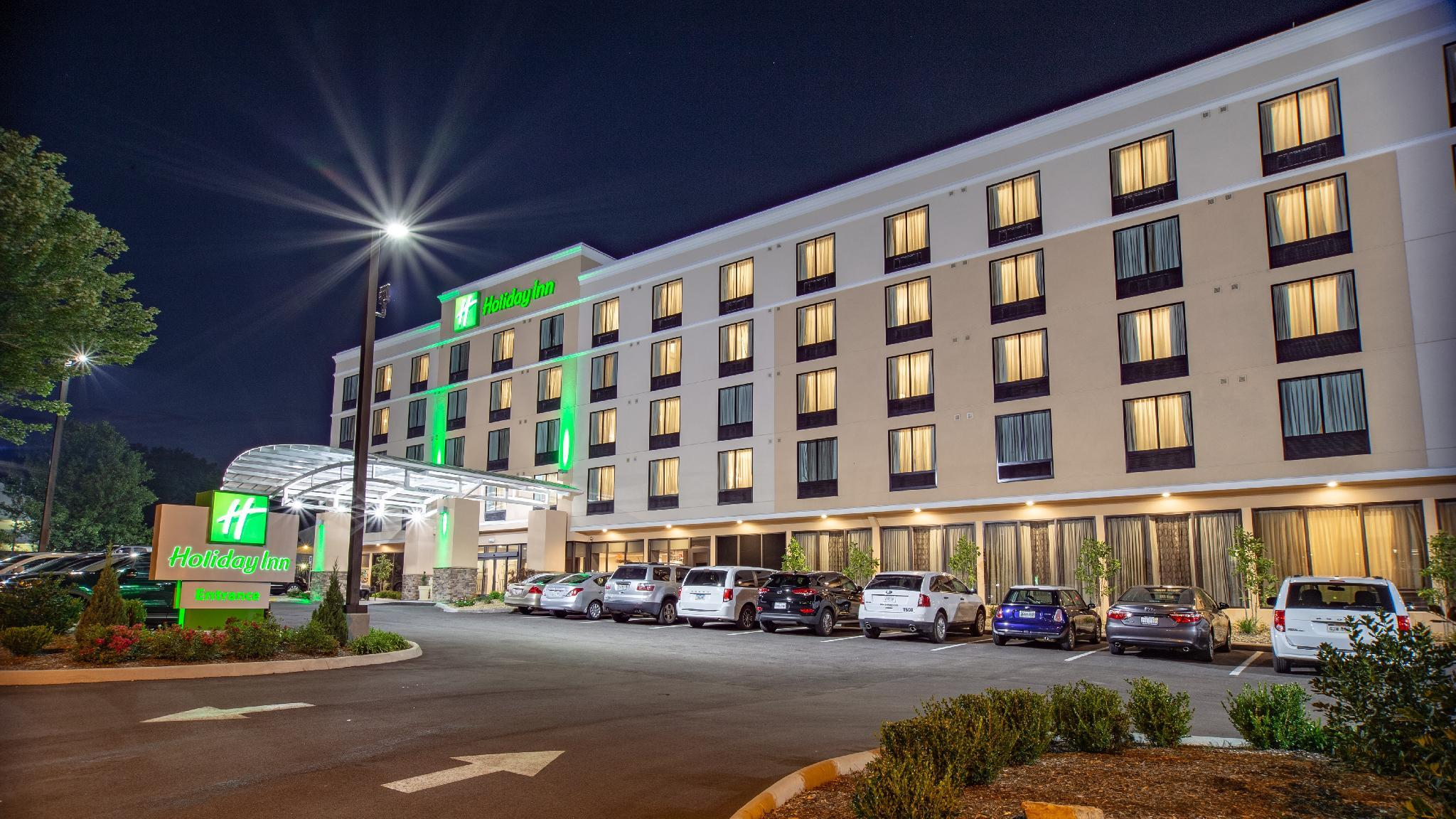 Holiday Inn Knoxville N   Merchant Drive