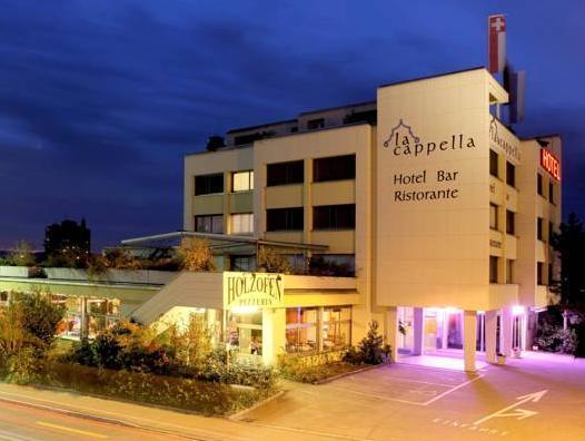 Hotel La Cappella