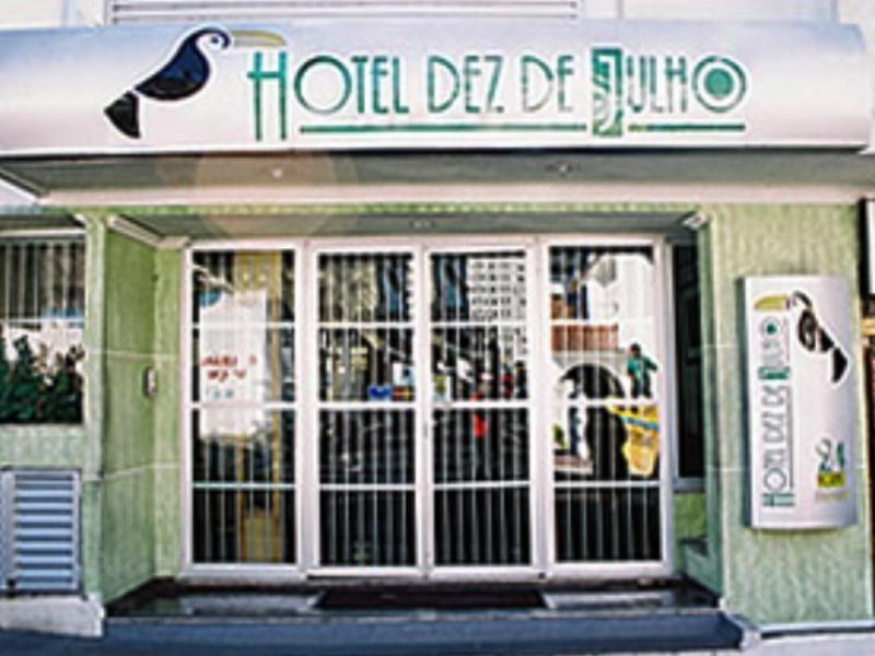 Hotel Dez De Julho