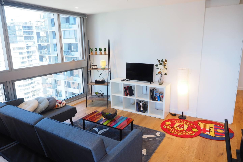 The Fifth Apartment Melbourne CBD 1