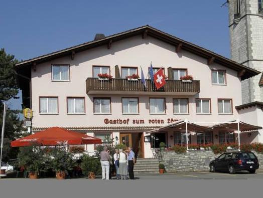 Hotel Zum Roten Lowen