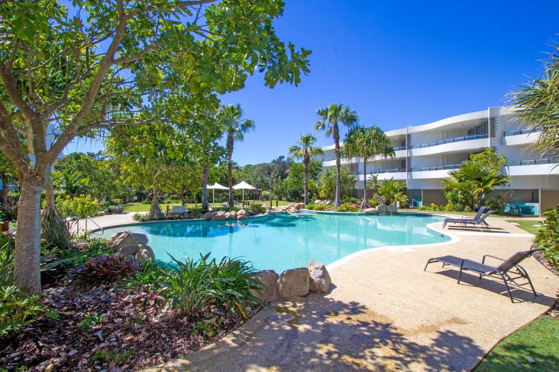 Cotton Beach   Pool View Suite 108