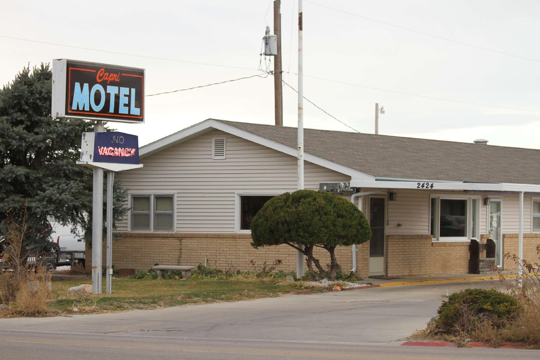 Capri Motel Scottsbluff