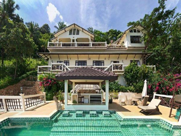 Jungle Emerald Rock Villa Koh Samui