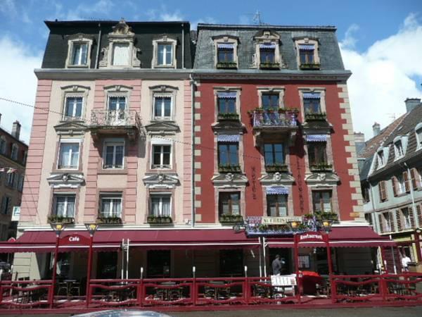 Hotel Restaurant St Christophe