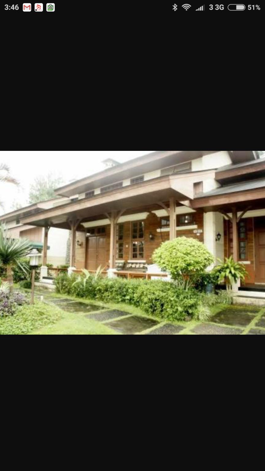 Villa Kota Bunga 4+1 Kamar With Swimingpool