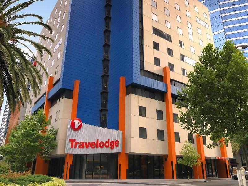 Travelodge Hotel Melbourne Southbank