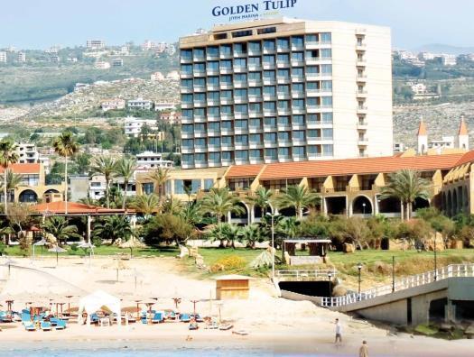 Jiyeh Marina Resort Hotel And Chalets