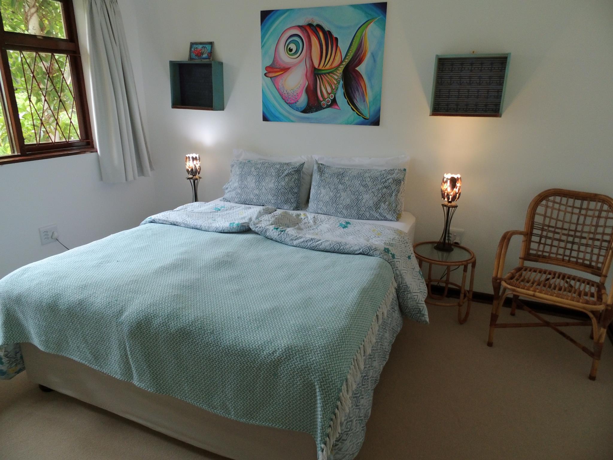 Private Apartment In Villa In Southbroom Centre.