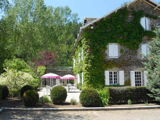 Hotel Restaurant Du Moulin De Barette
