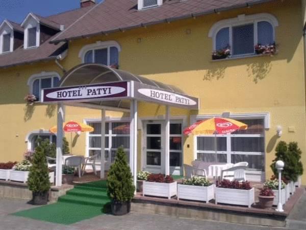 Patyi Etterem Es Hotel