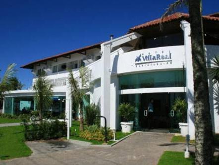 Hotel Villareal Praia Caieiras
