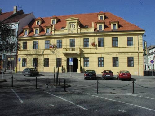 Hotel Hejtmansky Dvur