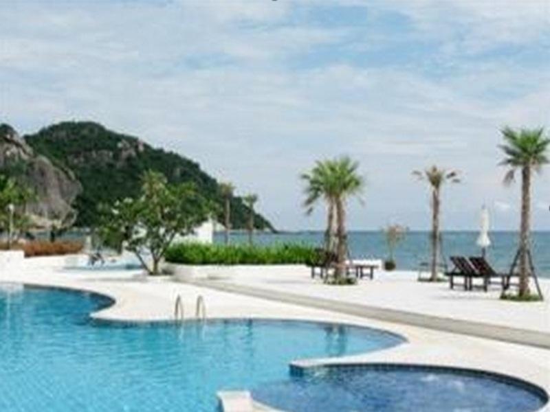 Santorini Cliffview @ Huahin Beach