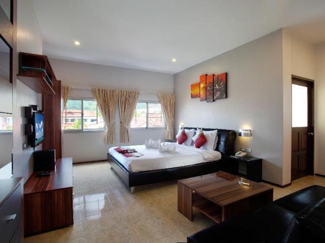โรงแรมอยู่สบาย – U-Sabai Hotel