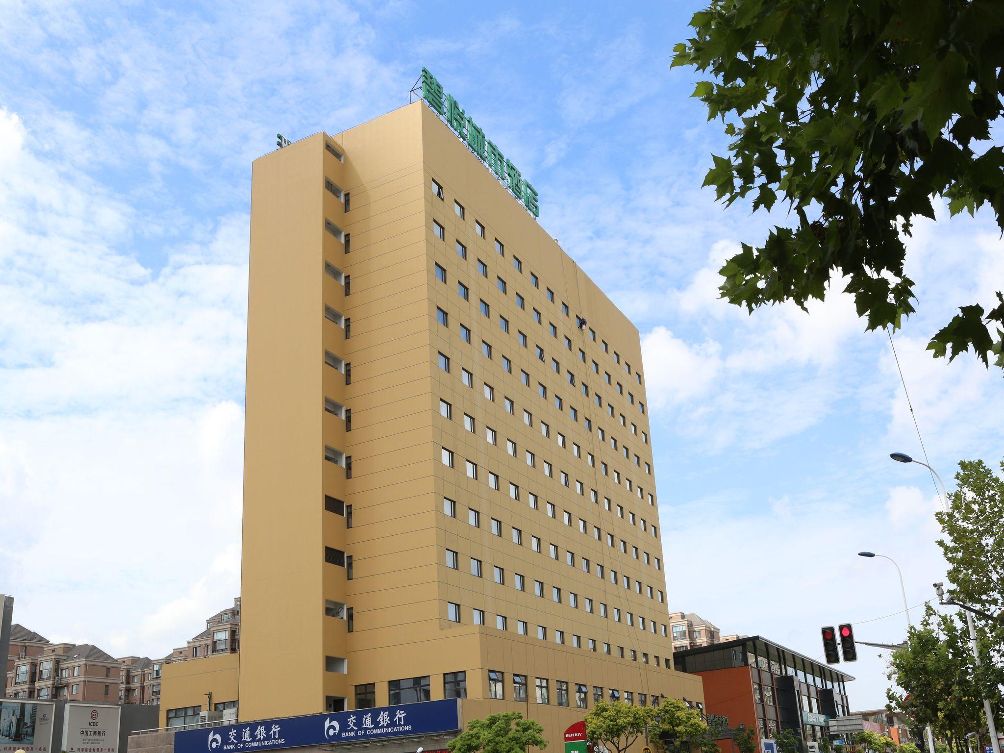 Benjoy Hotel Shanghai Jufeng Branch