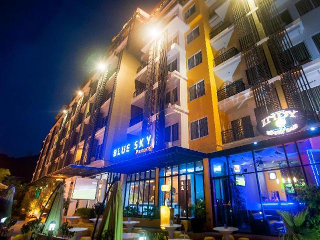 โรงแรมทัวนา บลู สกาย ป่าตอง – Tuana Blue Sky Patong Hotel