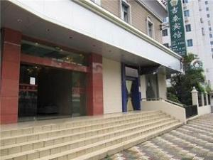 Jitai Hotel Shanghai Hutai Road Long Distance Bus Station Branch