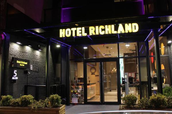 Hotel Richland New York New York