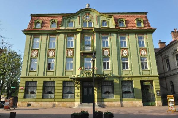 Grand Hotel Prague Jicin