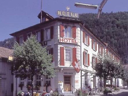 Hotel Adler Central