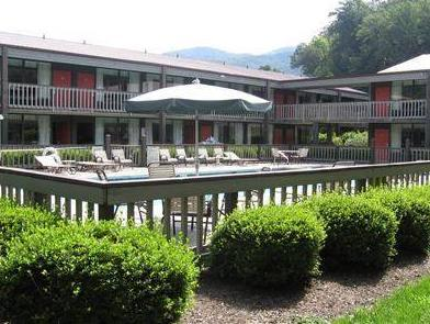 Great Smokies Inn   Cherokee