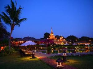 منتجع ثيريبيتسايا ساكتشواري (Bagan Thiripyitsaya Sanctuary Resort)