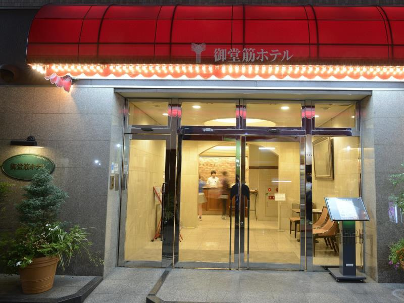 โรงแรม มิโดะซูจิ