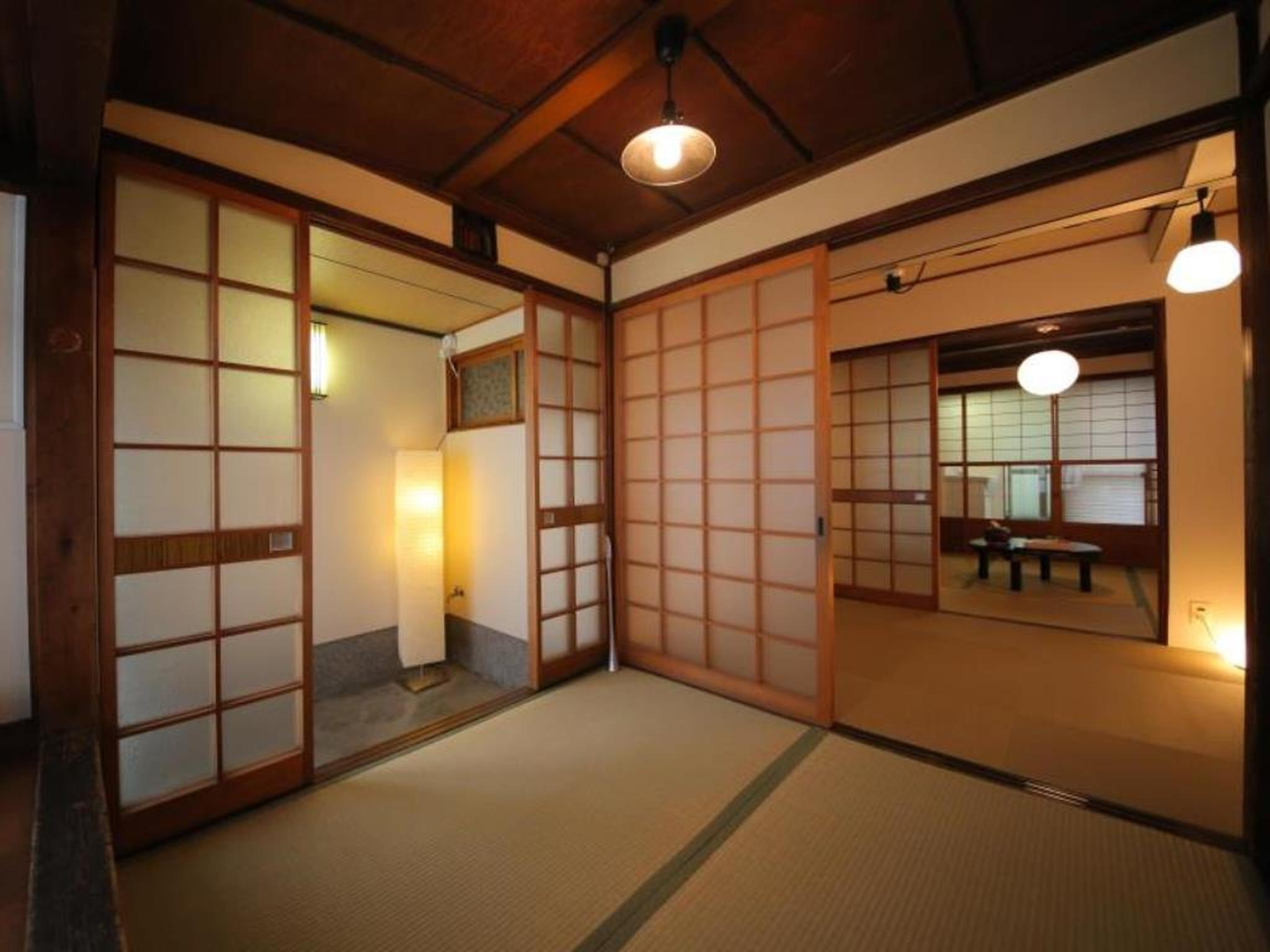 Kyoto's Traditional Townhouse Kyomachiya Kyomachiya Shijyo Karasuma An