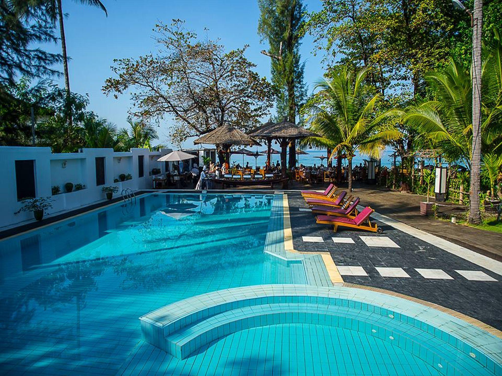 Thande Beach Resort Ngapali