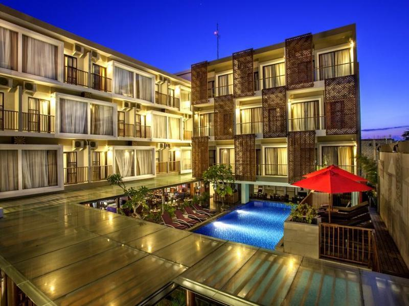 Hotel Horison Seminyak Bali Indonesia Overview