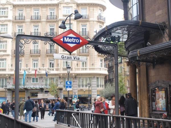 Main Street Madrid Hostel Madrid
