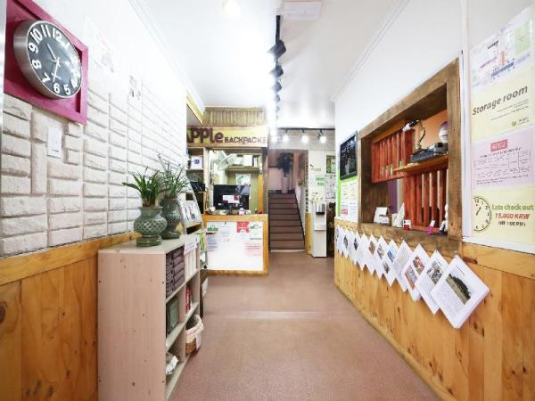 Apple Backpackers Guesthouse Seoul