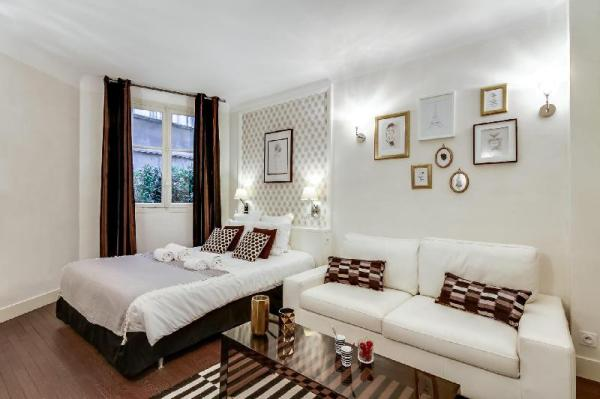 Sweet Inn Apartments - Villa Jocelyn Paris
