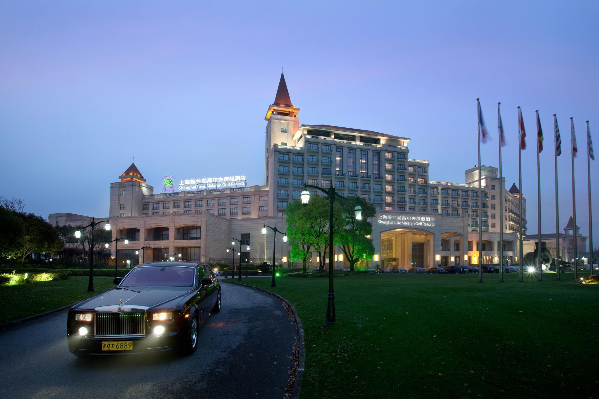 Shanghai Lake Malaren Golf Resorts