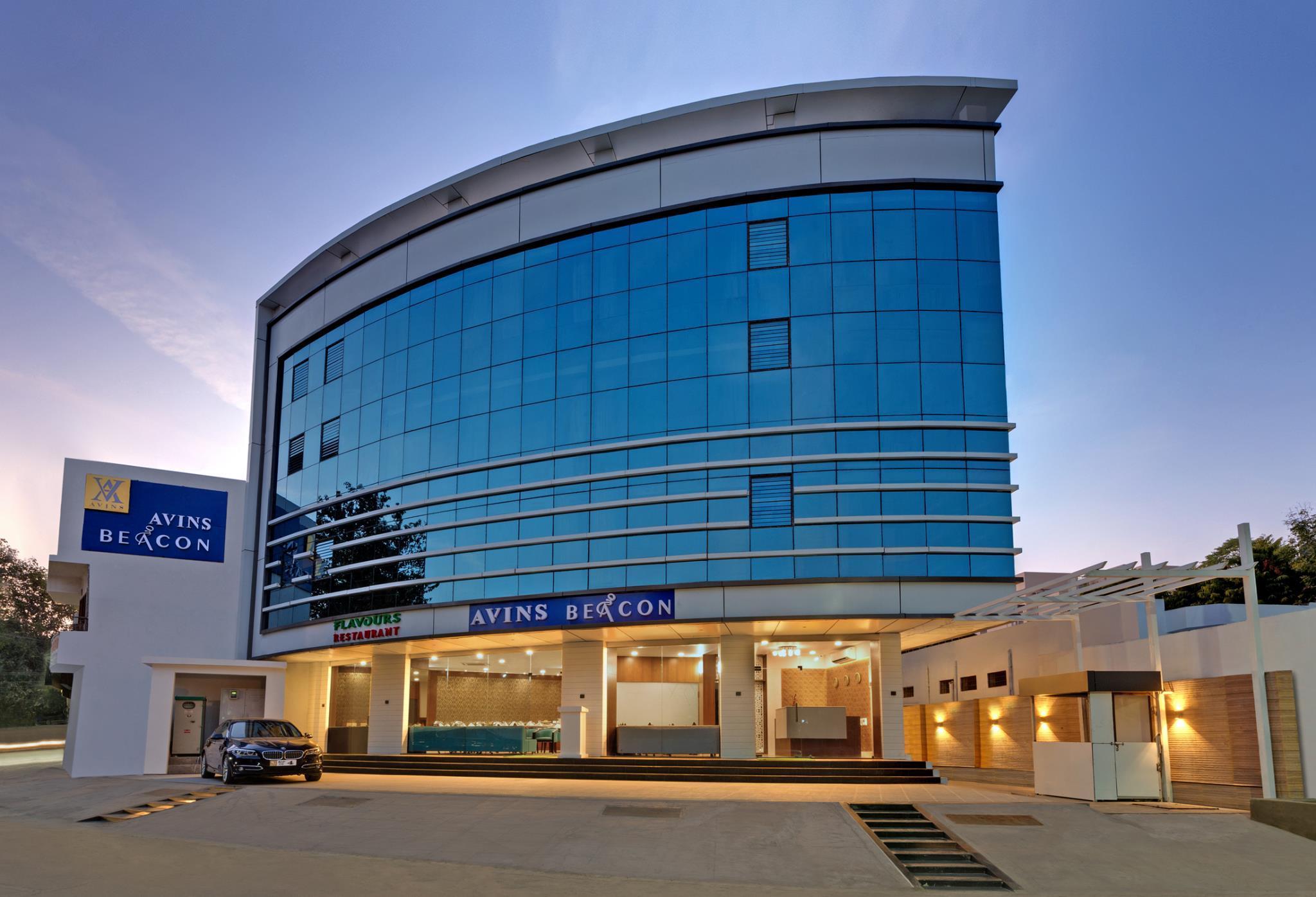 Avins Beacon Hotel   Udaipur
